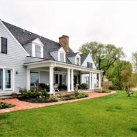 Hances Point Waterfront Custom Home